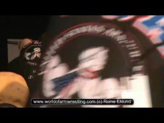 Steve Rau vs. Ruslan Babayev - Semi final -85 kg